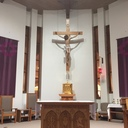 Ash Wednesday 8:30 a.m. Mass (February 26, 2020) photo album thumbnail 1
